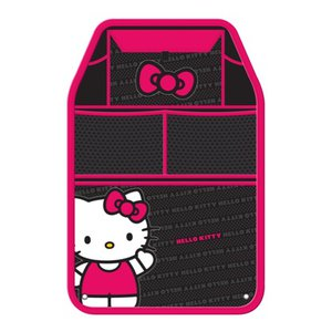Plasticolor Hello Kitty Hello Kitty Back Seat Organizer 993465
