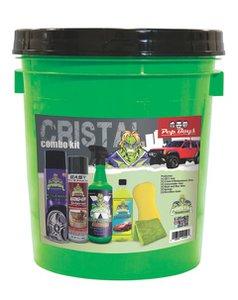 Cristal Combo Bucket Kit