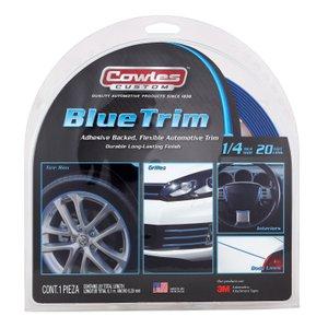 Cowles Products Decorative Interior Molding - Blue Trim   674933