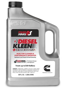 Power Service Diesel Kleen Fuel Injector Cleaner with Cetane Boost 80 Ounces