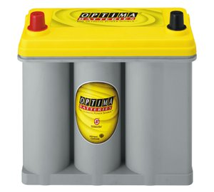 Optima Yellowtop Deep Cycle Car Battery Group Size 51