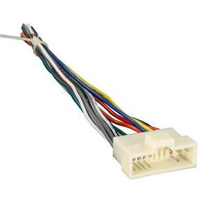 Metra Smart Cable Wire Harness Adapter | 48374 | Pep Boys on universal radio panel, universal radio holder, universal radio adapter, universal radio fuse, universal radio case, universal color codes, universal radio holster, universal radio plug, universal radio installation kit,