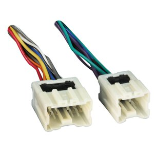 Brilliant Metra Smart Cable Wire Harness Adapter 48536 Pep Boys Wiring Digital Resources Funapmognl