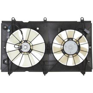Spectra Premium Dual Radiator Condens Fan Assy