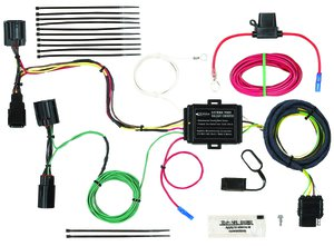 Swell Hopkins Towing Solutions Vehicle Specific Wiring Kit 1019834 Pep Wiring Cloud Hisonuggs Outletorg