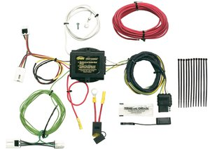 Hopkins Towing Solutions NISSAN Vehicle Specific Kit | 1872002 | Pep