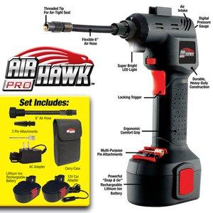 Air Hawk Air Compressor >> As Seen On Tv Air Hawk Pro Portable Air Compressor