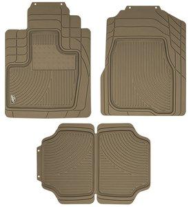 Suv Floor Mats >> Armor All Suv Crossover Floor Mat Tan 4pcs