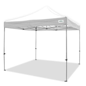 photo  sc 1 st  Pep Boys & Caravan Canopy 10u0027 x 15u0027 Pro Pop Up Canopy Straight Leg White ...