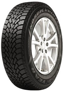 Goodyear Nordic Winter Tire >> Goodyear Nordic Winter