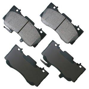 Akebono ProAct Ultra-Premium Ceramic Disc Brake Pads