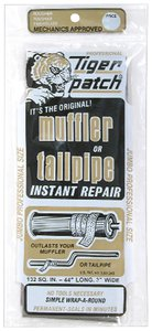 Versachem Tiger Patch Muffler/Tailpipe Repair