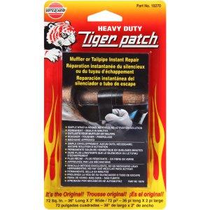 VersaChem Tiger Patch Muffler & Tailpipe Wrap