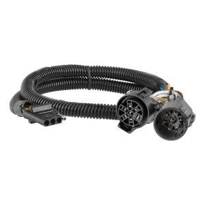 Enjoyable Curt Mfg T Connector 30004538 Pep Boys Wiring Digital Resources Aeocykbiperorg