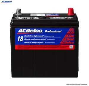 Ac Delco Battery >> Acdelco Red Bci Group 51 Battery 1586521 Pep Boys