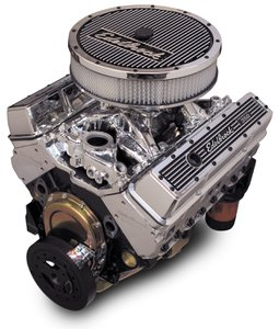 Edelbrock Crate Engine - Performer RPM E-Tec 9 5:1