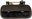 Dorman HELP! Tailgate Handle, Textured Black, Boxed