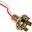 Dorman Conduct-Tite Electrical Sockets, Front & Rear Socket w/ Ground Lead, 2-Wire
