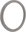 Bell Automotive Products Bellaire Steering Wheel Cover, Gray