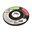 Trades Pro Metal Grinding Wheel, 4-1/2