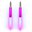 Pilot Electronics Electroluminscent Audio Response Light-up Auxiliary Cable, Pink