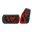 Pilot Automotive Voltage Pedal Kit, Red, 2-Piece, Automatic