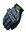 Mechanix Wear Original Grip Glove  Medium 9 Black/Grey