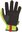 Mechanix Wear Safety FastFit Glove, Extra-Large