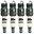 MSD Spark Plug, 4 Per Package, 6IR6Y