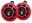 Hella Supertone Twin Disc High Performance Horn Kit