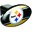 Trik Topz Pittsburgh Steelers Hitch Cover