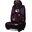Mossy Oak Seat Cover Black Camo