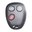 Remotes Unlimited Factory Keyless Entry Transmitter GM/Saturn 3-Button Keyfob Remote