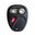Remotes Unlimited Factory Keyless Entry Transmitter Cadillac/GM 3-Button Remote - Seat Memory Fob 2