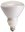 Philips Compact Fluorescent 23-Watt R40 Flood Light Bulb, Dimmable