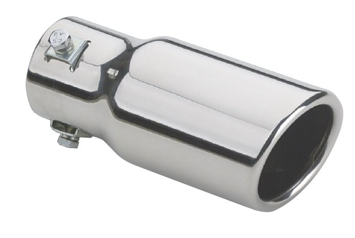 Superior 289710  2-1//2-3 Stainless Steel Exhaust Tip