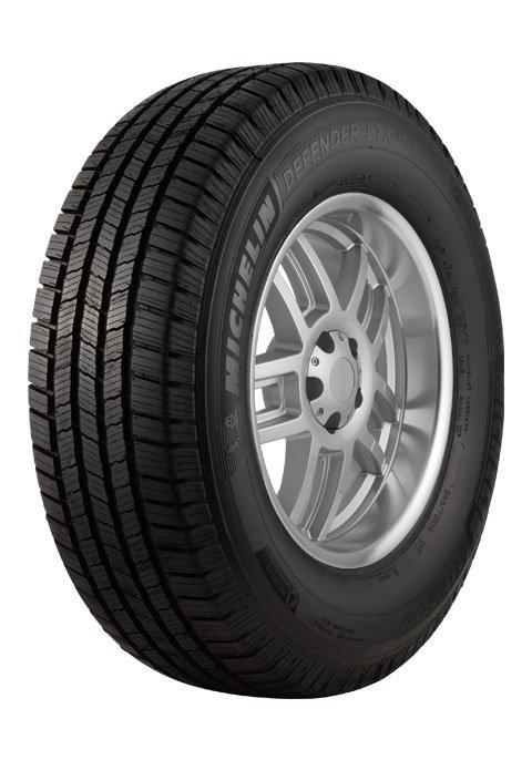 1 X New Michelin Defender LTX M//S 245//75//16 111T Highway All-Season Tire