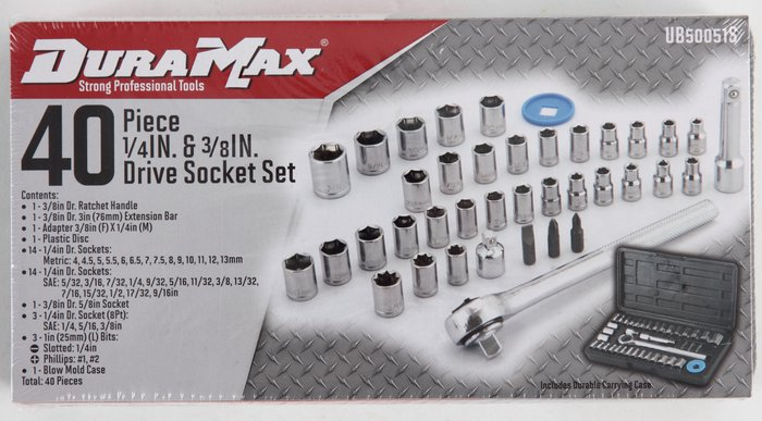 "9pc 3//4/"" Drive Jumbo Socket Set Auto Body Repair Trucks Heavy Duty Chrome Plated"