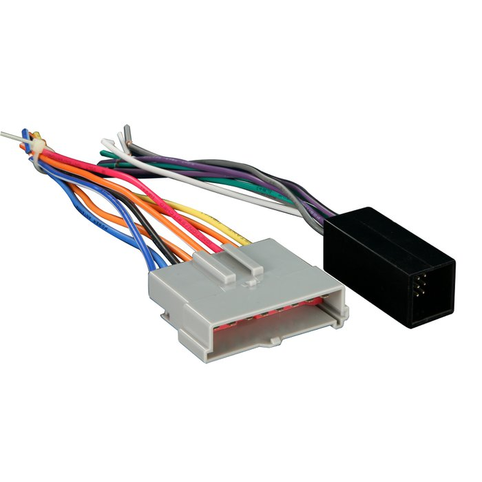 Metra Smart Cable Wire Harness Adapter   48479   Pep BoysPep Boys