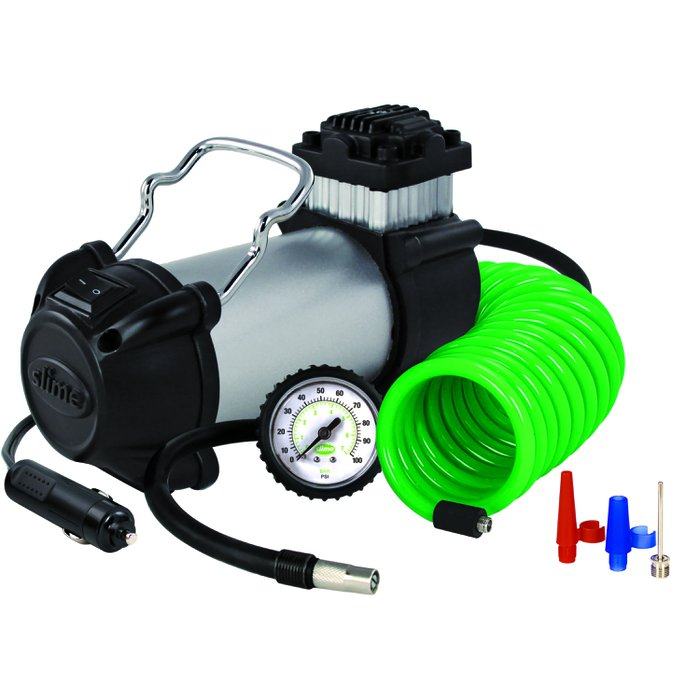 Slime Compact Pro Power Tire Inflator