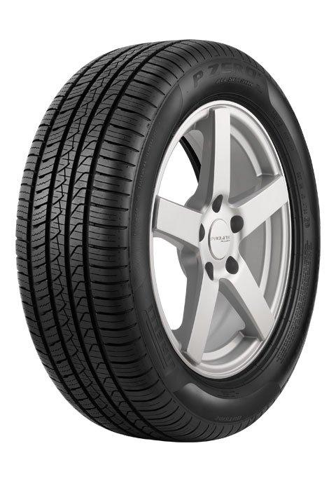 PIRELLI P ZERO ALL SEASON PLUS Street Radial Tire-225//40R18 92Y