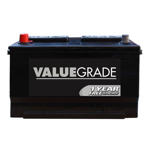 'Value Grade Battery Pep Express Banner'