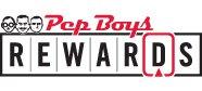 Pep Boys Auto Rewards
