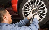 'service tire service Banner'