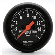 Pyrometers & Exhaust Gas Temperature Gauges