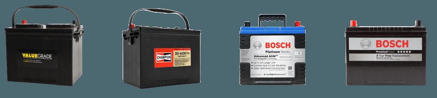 'Best Car Battery Choose Right Battery Banner'