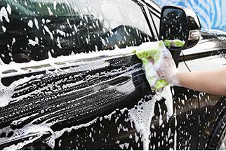 'Clean you car Banner'