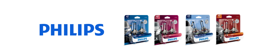 Philips Lighting At Pep Boys