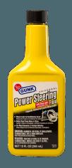 'Power Steering Fluid Flush'