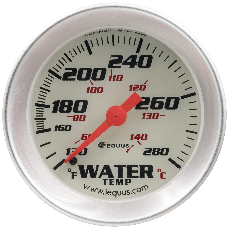 Equus 8262 8000 Series Gauge Water Temperature